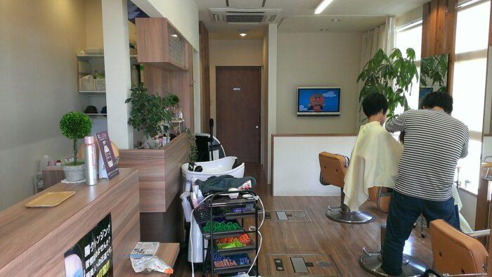 神戸市北区の美容室|子連れで行けるプロップ(prop)さん