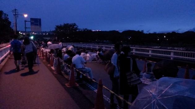 三田祭りメイン会場