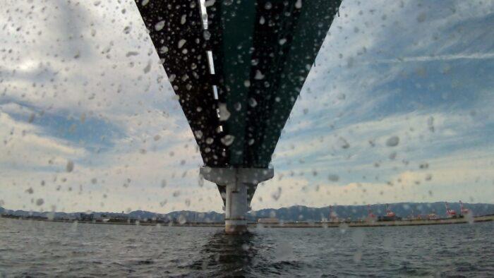 神戸空港島を繋ぐ連絡橋