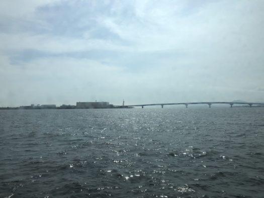 神戸空港への連絡橋